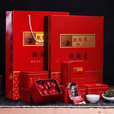 铁观音茶叶礼盒装500g,滋味甘醇