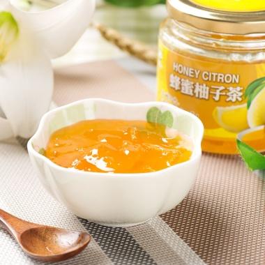 买二减1.6元,蜂蜜柚子茶,蜂蜜的甜润,柚子的芳香,买二送勺子