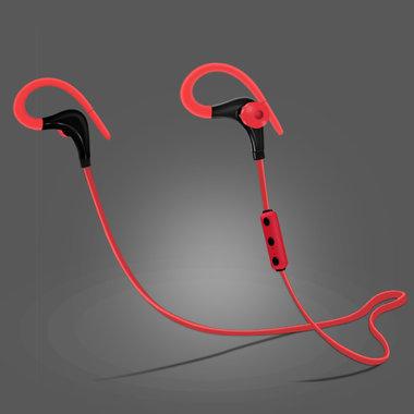 无线运动蓝牙耳机,通用,头戴双入耳机