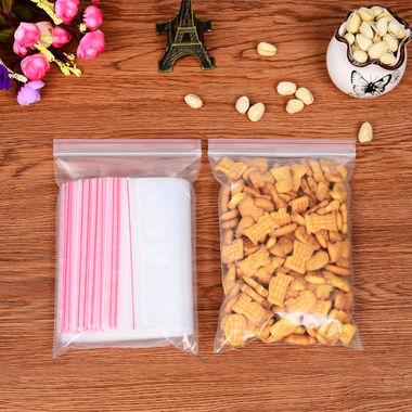 透明自封袋,保鲜密封,收纳更方便