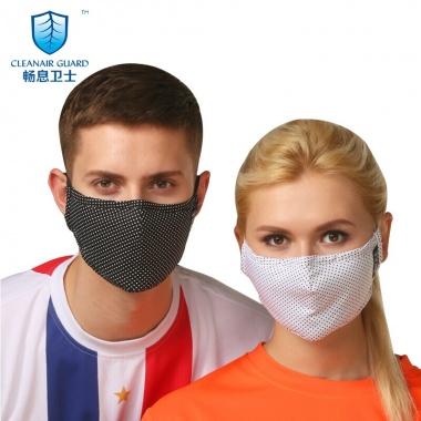 时尚保暖,活性碳过滤,防风透气口罩