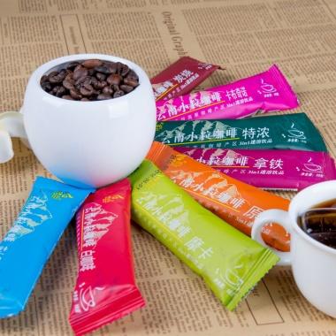 云南小粒咖啡,八口味礼盒装,50条