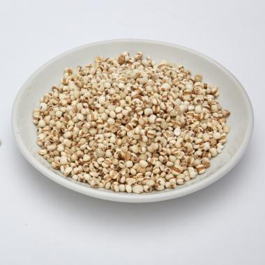小薏米,颗粒饱满,大小均匀,色泽圆润