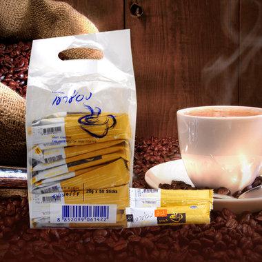 香浓咖啡包,大量足1000g,50条大包装