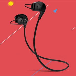 诺必行mini蓝牙耳机,T8挂耳式,通用型