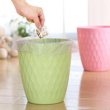 买2减1元,买3减2元,创意菱格垃圾桶