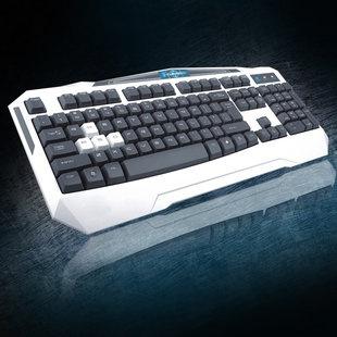 钢板加重19键无冲游戏级键盘,款式新颖,简单方便
