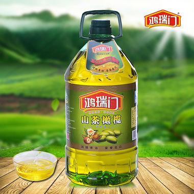 山茶橄榄油5L,物理压榨,口感醇香