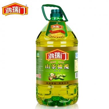 山茶橄榄油食用油5L,气味芳香,口感香醇