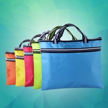 B4新款创新,双层文件袋公文包,简单实用
