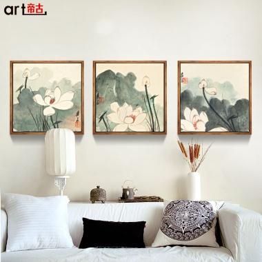 区间价:29-53元,名画客厅装饰画