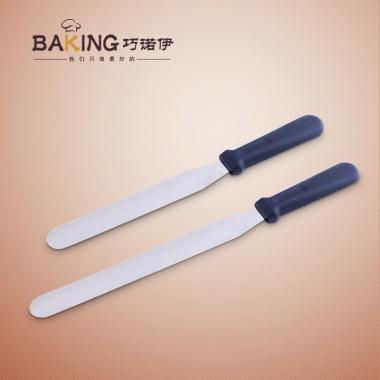 区间价6.9-9.8元,优质不锈钢奶油抹刀