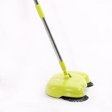 吸尘扫地装垃圾,一体式扫地机