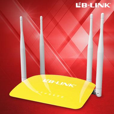 家用四天线路由器,信号稳定,设置简单,可中继,隐藏wifi名称