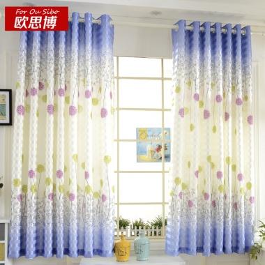 款式丰富,经济实惠,印花窗帘,限高2米