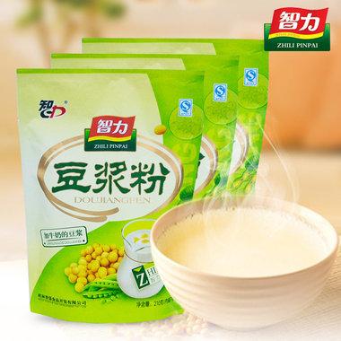 克重210g*3袋,去渣豆浆,粉质细腻,内有独立小包