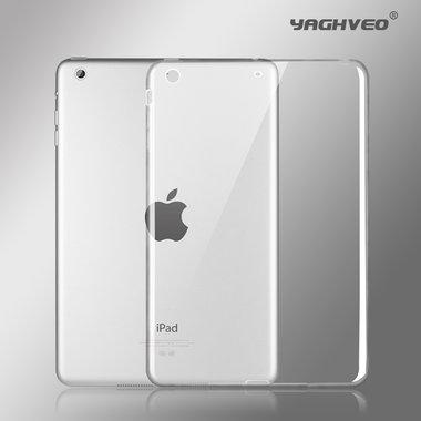 全包边保护,硅胶透明软壳,雅语iPadmini保护套