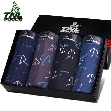 棉质面料,舒适透气,精品礼盒装
