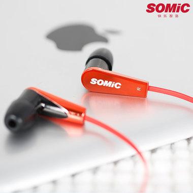 娱乐重低音乐耳机,音质出色 ,入耳式