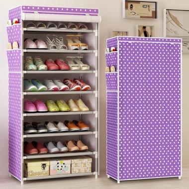 加厚加固防尘鞋柜,实用易安装