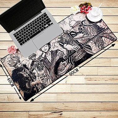 超大鼠标垫,电脑办公桌垫,多款式