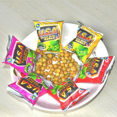 色泽金黄,口感酥脆香醇,香脆满口,独立包装