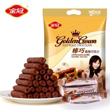 巧克力棒468g,香浓酥脆,层层美味