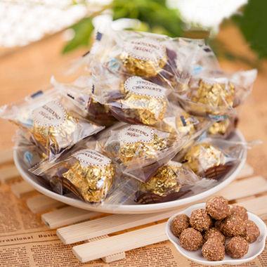 碎果仁巧克力,休闲零食的好选择