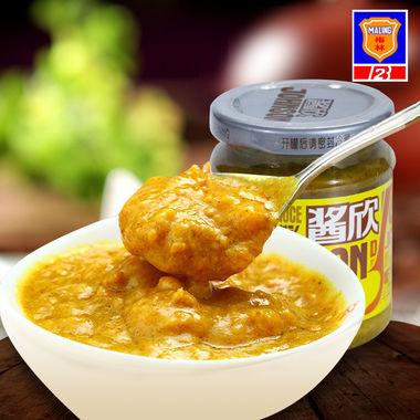 咖喱猪肉酱罐头200g,下饭即食,美味可口