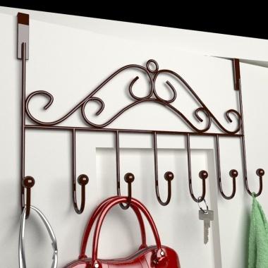 创意铁艺,门后挂钩,无痕粘钩