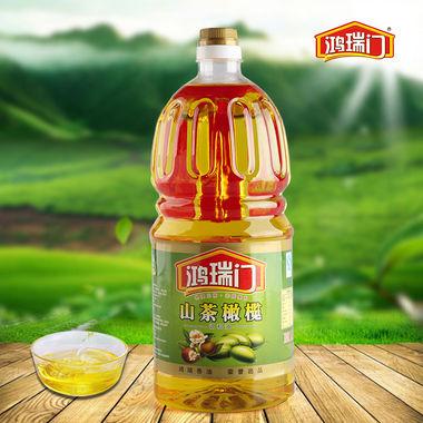 山茶橄榄调和油2.5L,物理压榨,科学调配