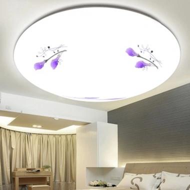 LED圆形,温馨客厅厨房卫生巾吸顶灯