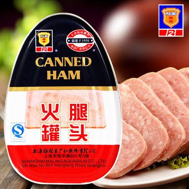 梅林火腿罐头454g,下饭即食,美味可口